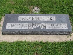 Clara W Koehler