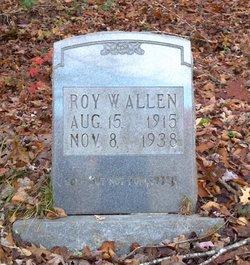 Roy W Allen