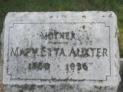 Mary Etta <i>Overmyer</i> Auxter
