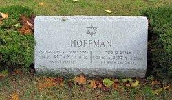 Ruth N. <i>Gorden</i> Hoffman