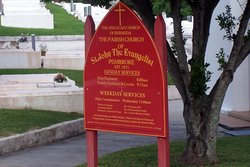 Saint John the Evangelist Churchyard