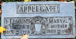 Theodore Edmund Applegate