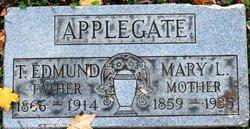 Mary Louise <i>Kohlmeyer</i> Applegate