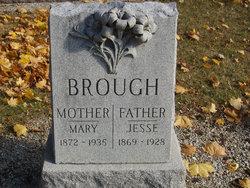 Mary <i>Berndt</i> Brough