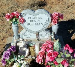 Clarissa H Hoffman