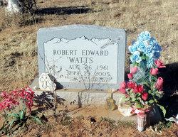 Robert E Watts