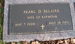 Pearl D <i>Carle</i> Belaire