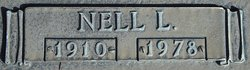 Nell <i>Luttrell</i> Cartwright