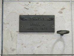 Ethel A. Wolfes