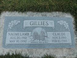 Naomi <i>Lamb</i> Gillies