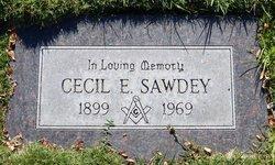 Cecil Edgar Sawdey