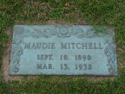 Maudie Edna <i>Rhine</i> Mitchell