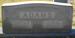 Elsie D Adams