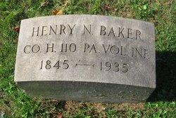 Henry N. Baker