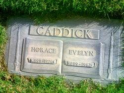 Evelyn Caddock