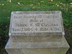 Jane <i>Kearny</i> McClelland