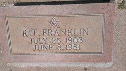 Robert Tynes R.T. Franklin
