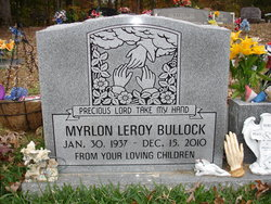 Myrlon Leroy Bullock