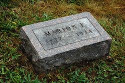 Marion Fielding Barnes