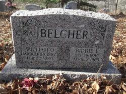 Biddie Lora <i>Chambers</i> Belcher Morgan Hunt