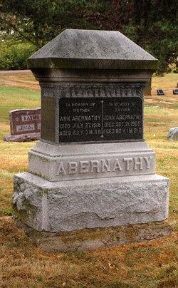 John Abernathy