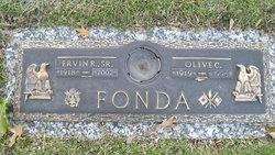 Olive <i>Moen</i> Fonda
