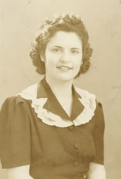 Marie Hilda Esther <i>Martin</i> Barfoot