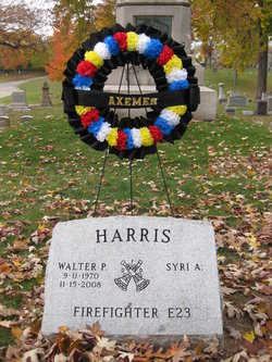 Walter P Harris