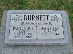 Pamela <i>Smith</i> Burnett