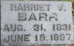 Harriet V. Barr
