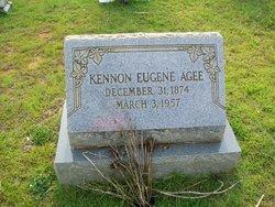Kennon Eugene Agee