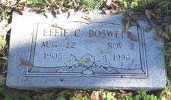 Effie C Boswell