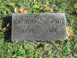 Katherine I <i>Irvine</i> Abbott