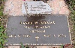David Wayne Adams