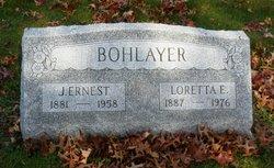 Loretta <i>Bayless</i> Bohlayer