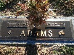 Curtis F Adams, Sr