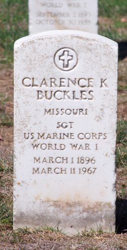 Clarence Buckles