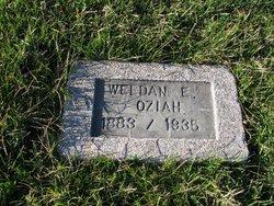 Weldon Eugene Oziah