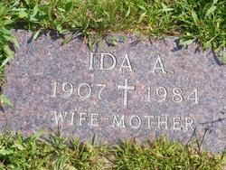 Ida Alina <i>Paavola</i> Jacobson