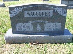 Gladys Jean <i>Price</i> Waggoner