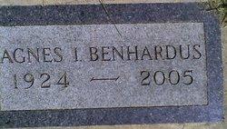 Agnes I Benhardus