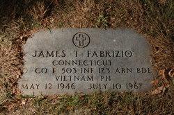 PFC James Fabrizio