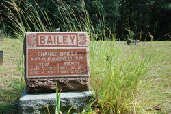 Orange Bailey