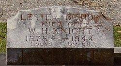 Lester <i>Bishop</i> Knight