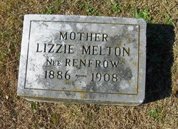 Lizzie <i>Renfrow</i> Helton