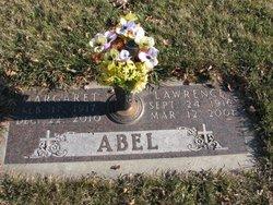 Margaret <i>Hoffart</i> Abel