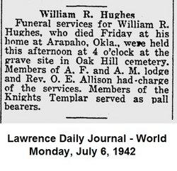 William R Hughes