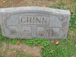 Elijah F. Chinn