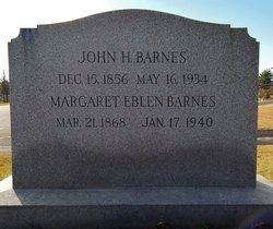 John Hiram Barnes