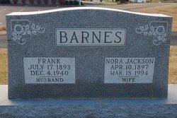 Frank Barnes